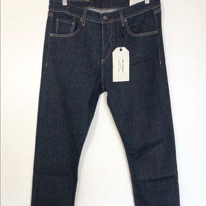 Rag & Bone Fit 3 Japanese Denim Jeans Heritage